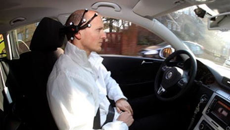 Brain Controlled Car