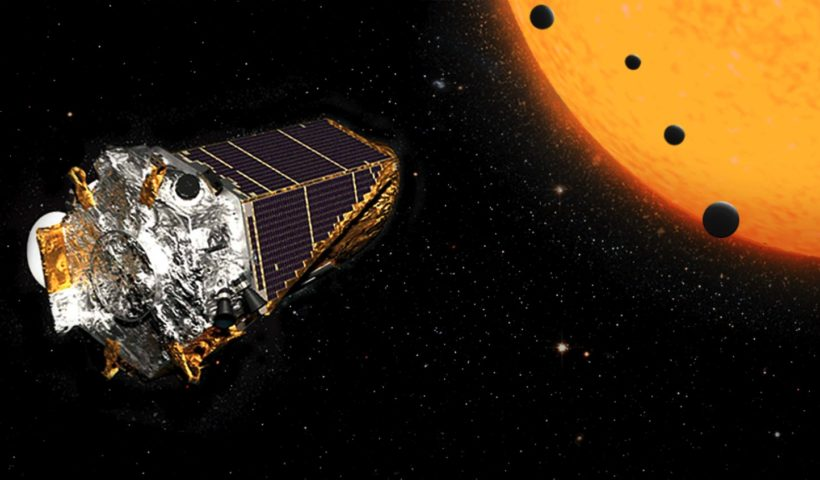 Kepler telescope Discovered that Two Planets Share the Same Orbit