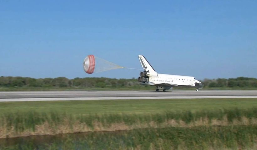 Shuttle Discovery Successfully Returned to Earth