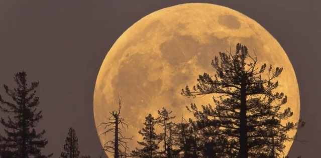 Super Moon Expect Earthquakes Extreme Weather