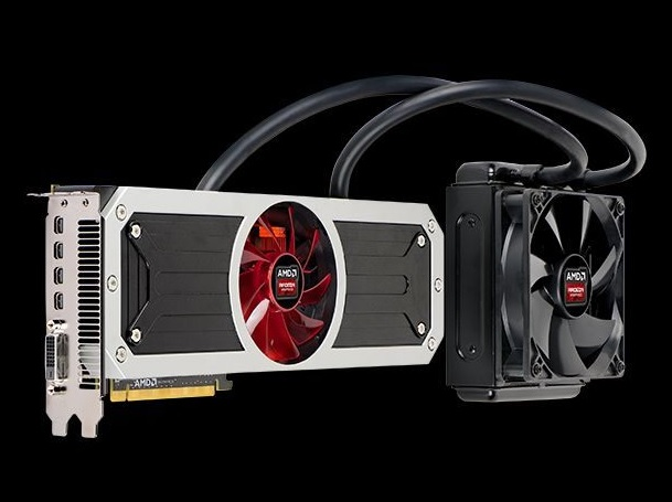 The World's Fastest Graphic Card From AMD