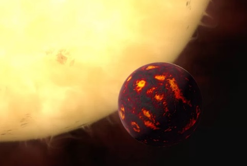 Astronomers Discovered a New Exoplanet 55 Cancri e