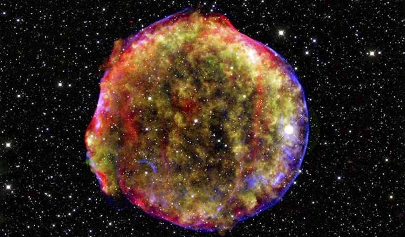 Cause of the explosion of Tycho supernova