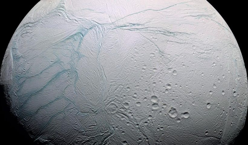 Electric Link between Saturn and Enceladus