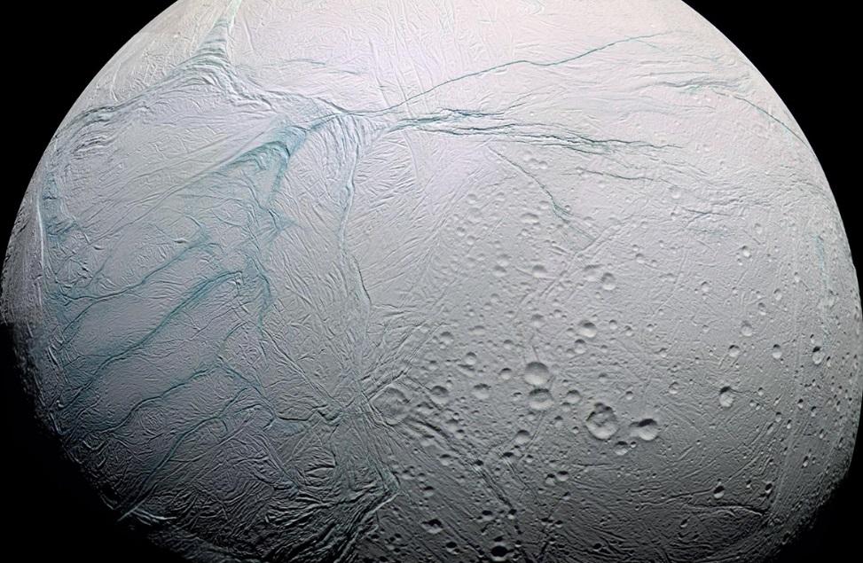 Electric Link between Saturn and Enceladus