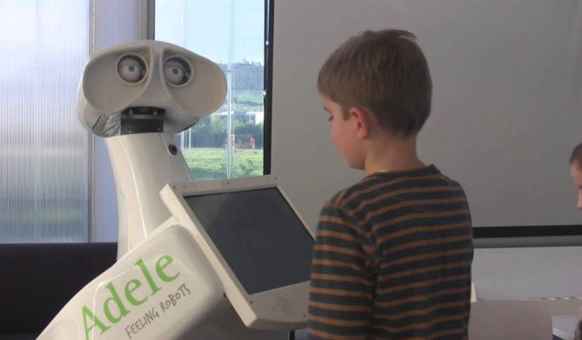 Guide Robot Tico