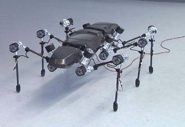 Researchers Have Decided to Create Six-Legged Robot Named Hector