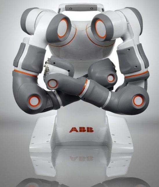 Humanoid robot FRIDA