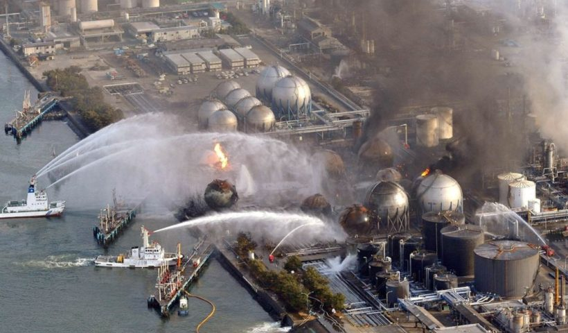 "Japanese ""Major Accident"" Fukushima-1"
