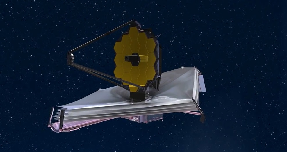 NASA's New James Webb Space Telescope