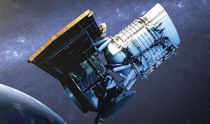 NASA Infrared Telescope WISE