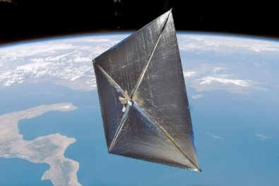 NASA Prolonged NanoSail-D flight