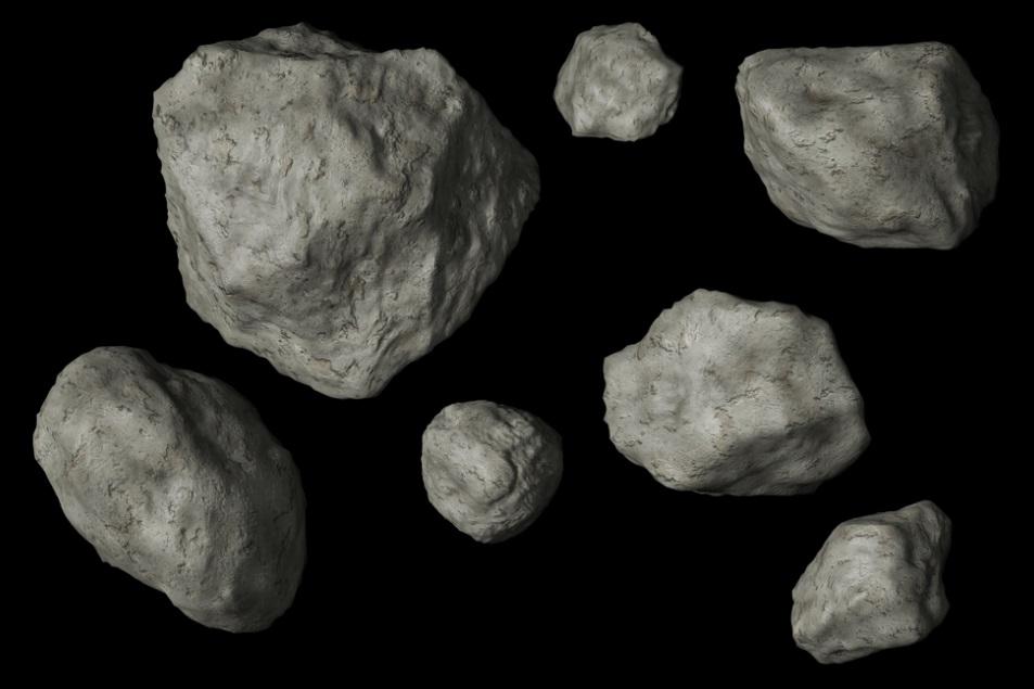 Scientists Find New Mineral of Cosmic Origin Wassonite