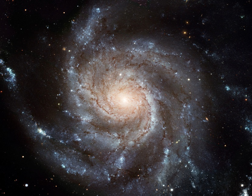 Grands Spiral Galaxies Theory