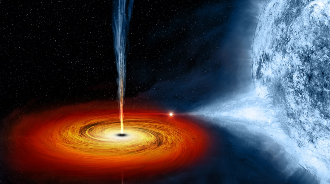 New Theory About Black Holes