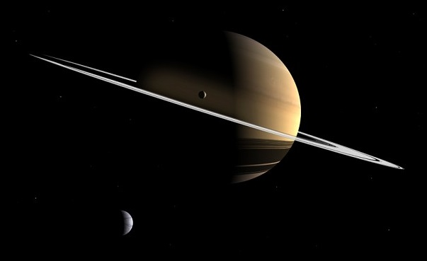 Scientists Find Evidence of Ocean on Titan