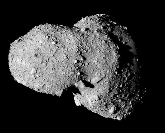 Asteroid 2009 BD and Earth