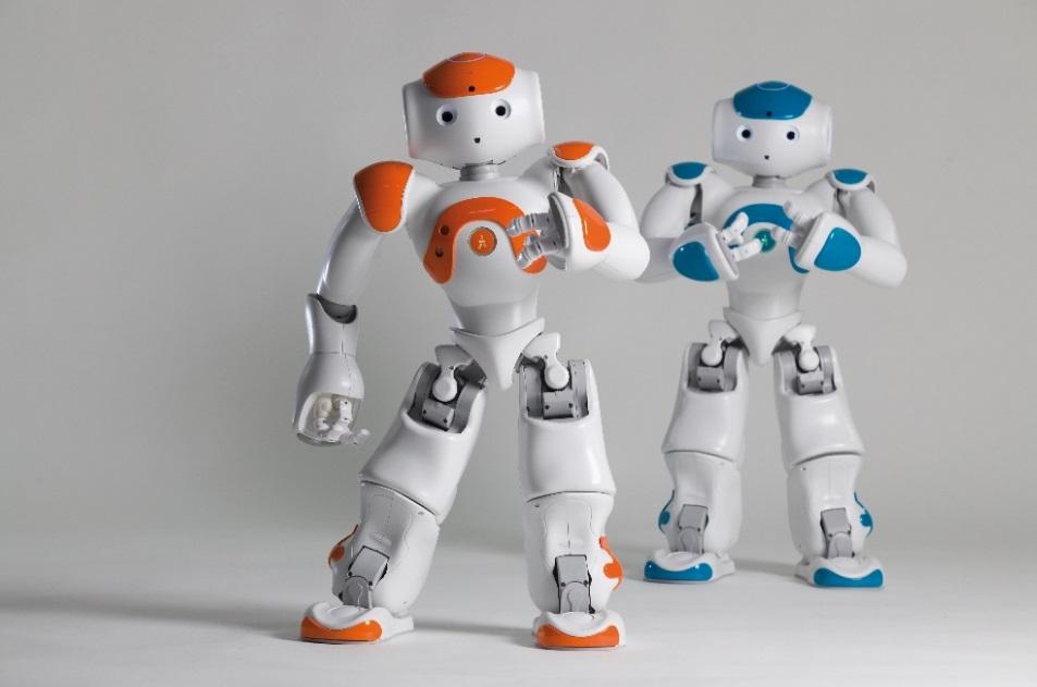 New Humanoid Robot by Aldebaran Robotics