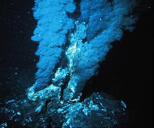 Deep Sea Hydro thermal vents