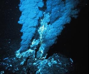 Deep Sea Hydro thermal vents