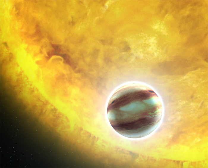 Astronomers Discovered First Four Exoplanets of 2012