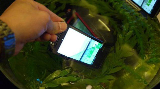 Fujitsu Announced New ARROWS ES IS12F Waterproof Phone
