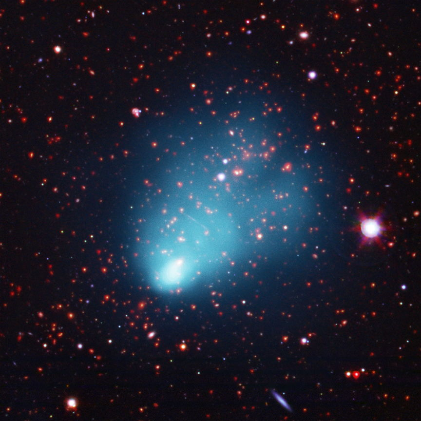 The Largest Ever Seen Galaxy Cluster El Gordo Has Been Studied
