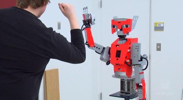 Robot-Pumpkin