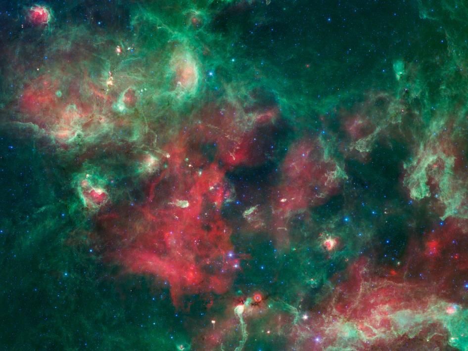 Stars Birth in Cygnus X