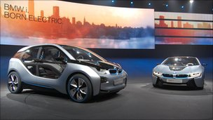 Electric Cars from BMW