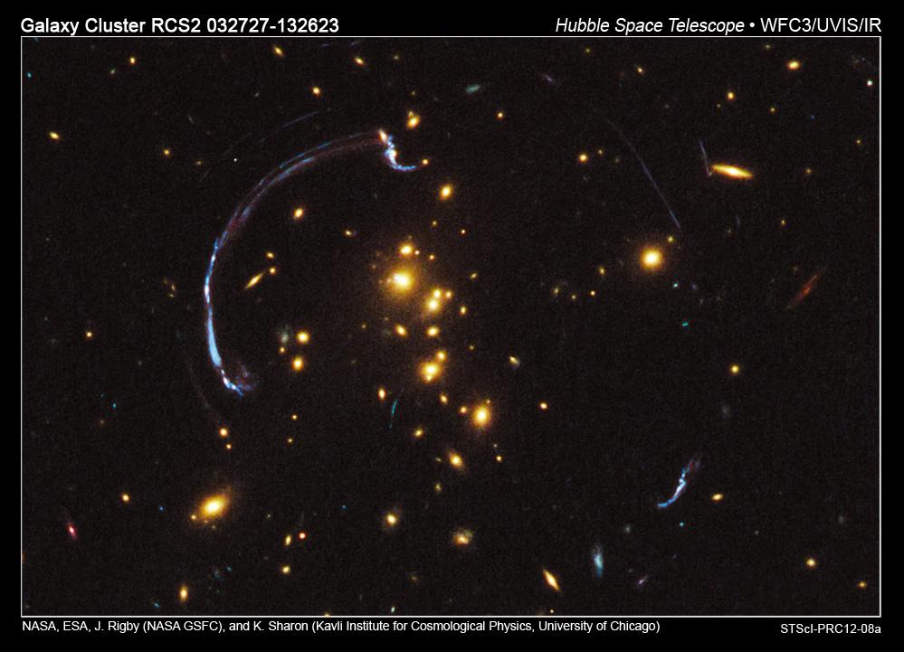 NASA Telescope image