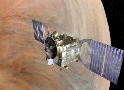 Solar Storm Blinds Venus Spacecraft