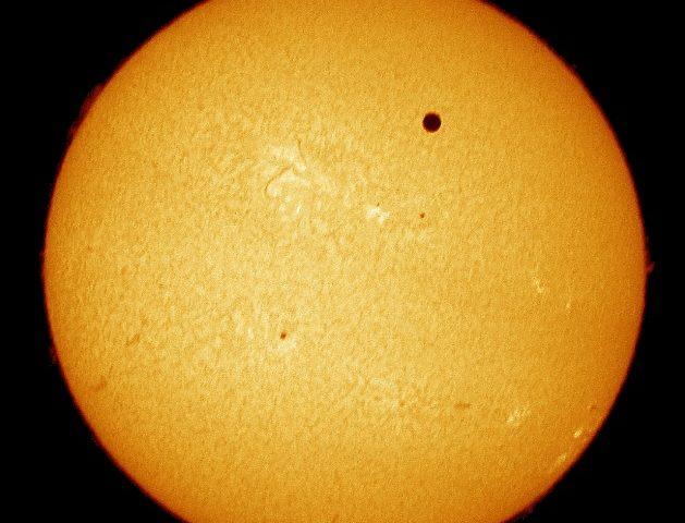 Transit of Venus 2012