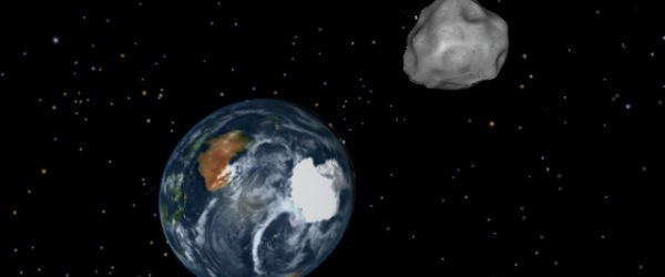 Asteroid 2013 EC