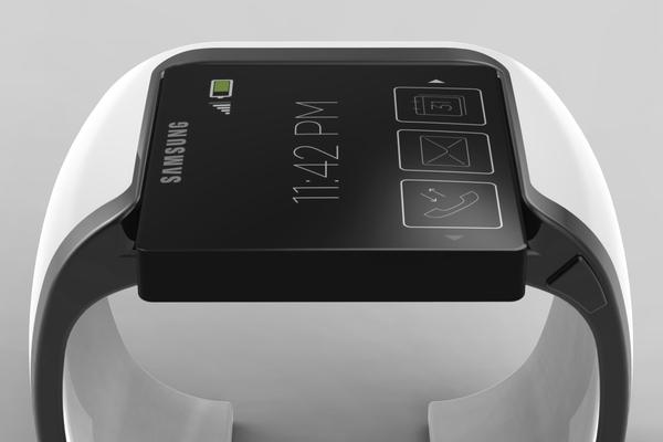 Samsung Wristwatch Concept