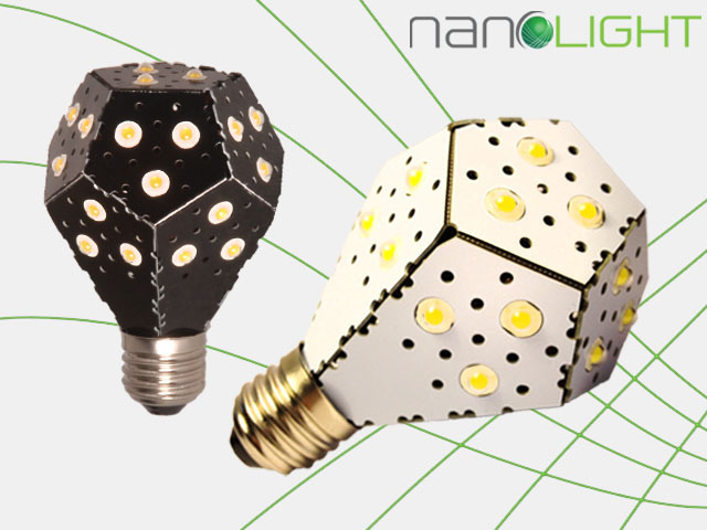 NanoLight Energy Efficient light bulbs