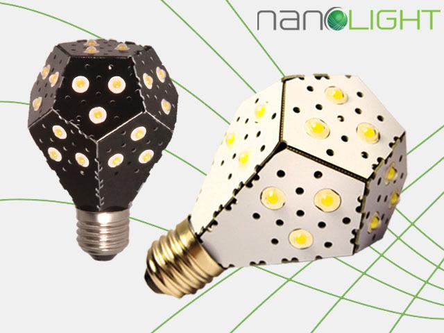 NanoLight Energy Efficient light bulbs
