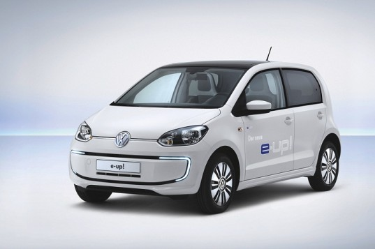 Volkswagen electric car e-up