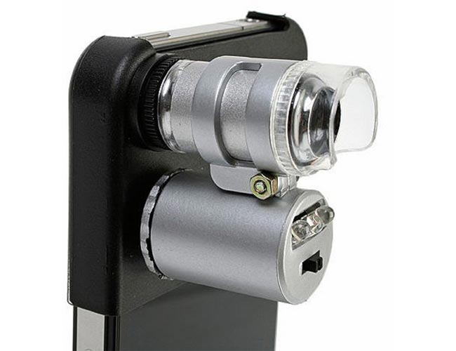 iphone 4s microscope