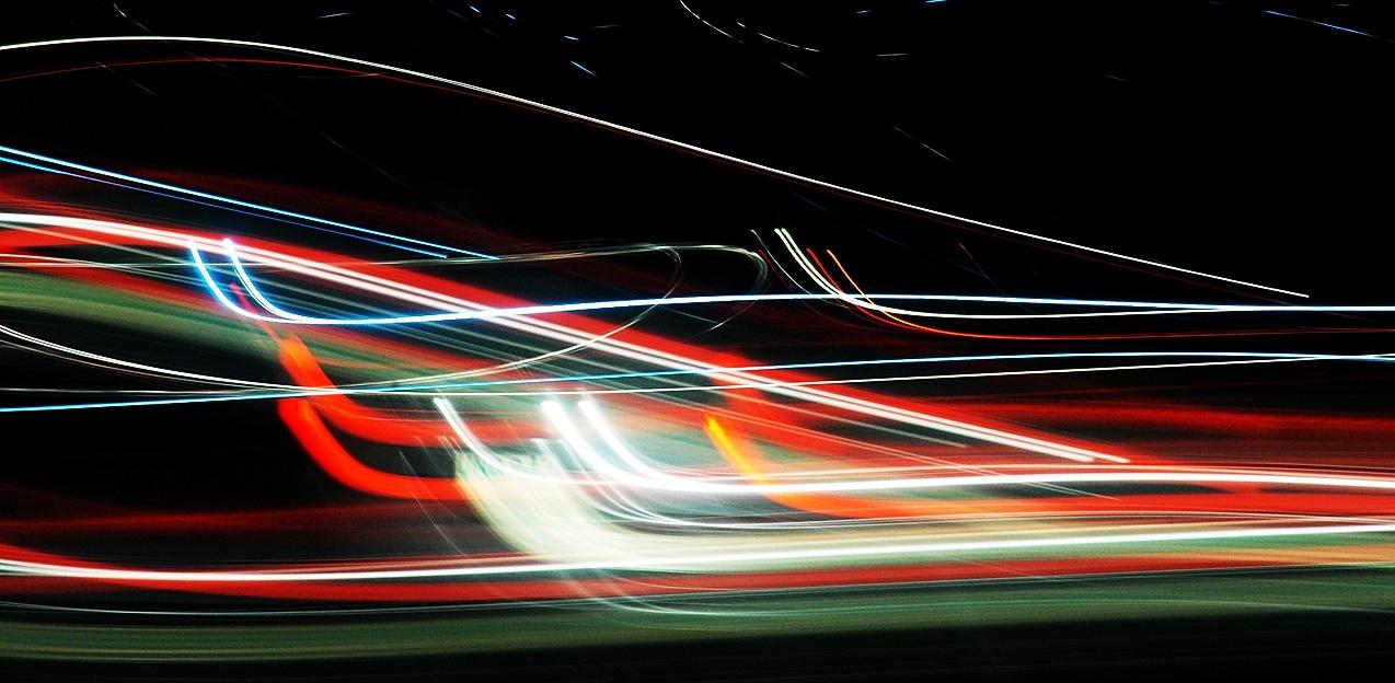 The speed of light