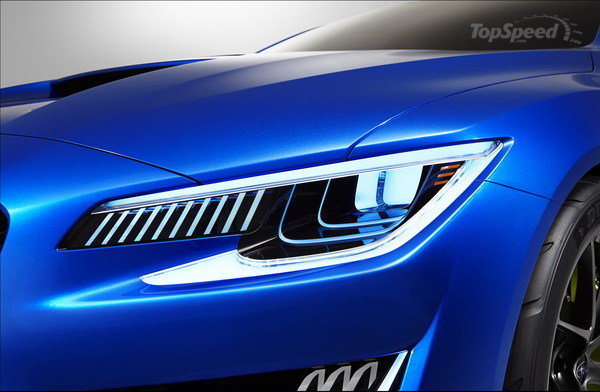 WRX Subaru concept car