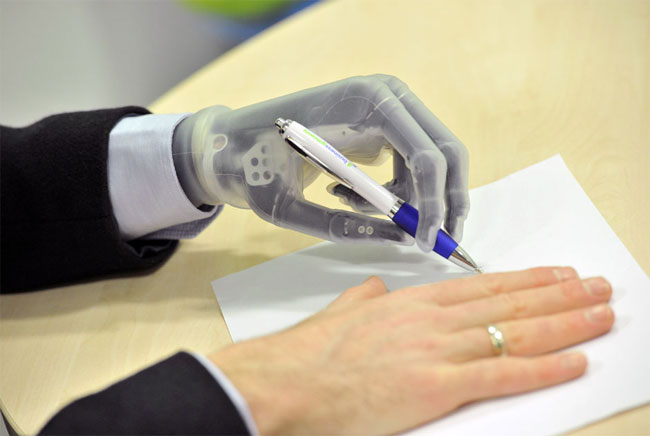 Artificial hands i-Limb