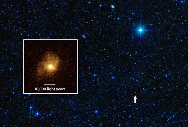 30000 light years away galaxy