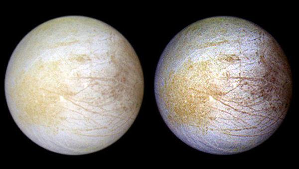 Satellite of Jupiter IO