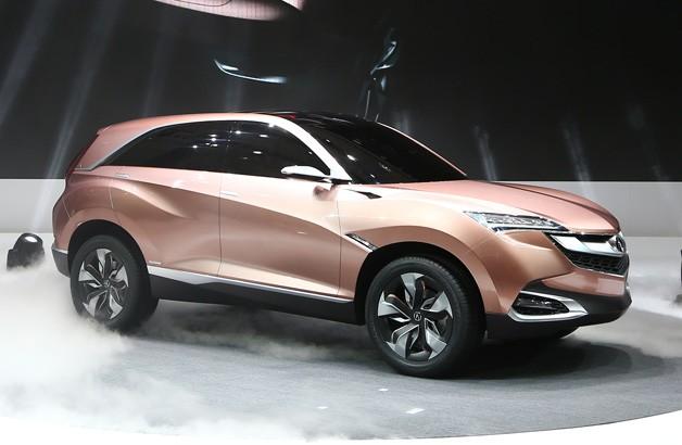 Acura SUV-X concept car