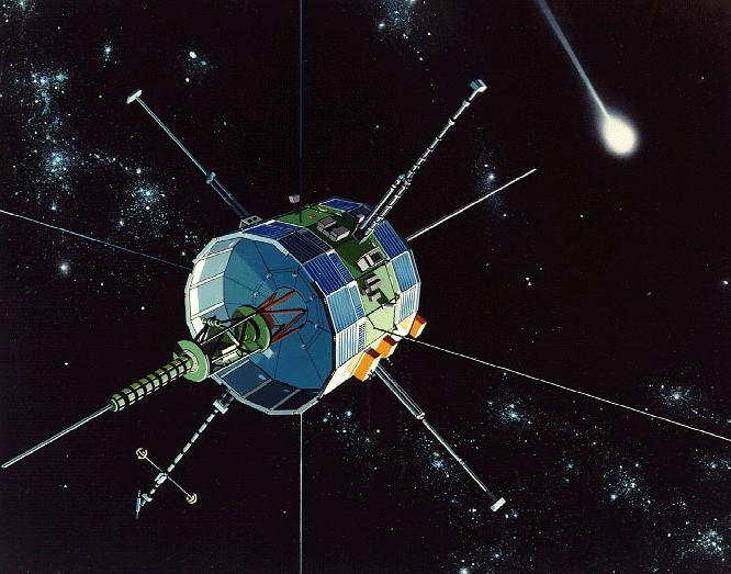 ISEE-3 space probe