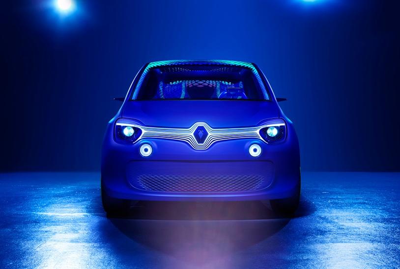 Renault Twin'Z exterior
