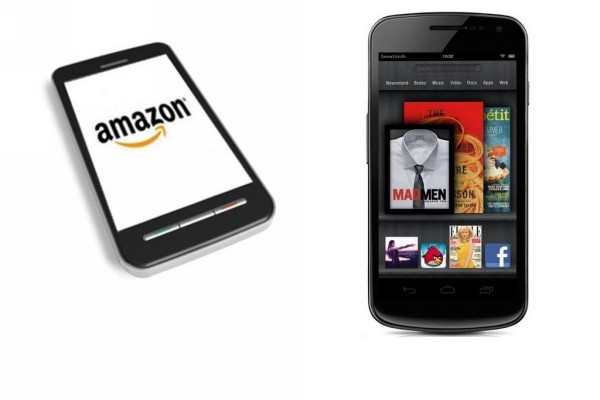 Amazone smartphone with 3d display