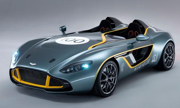 Aston Martin CC100 Speedster exterior