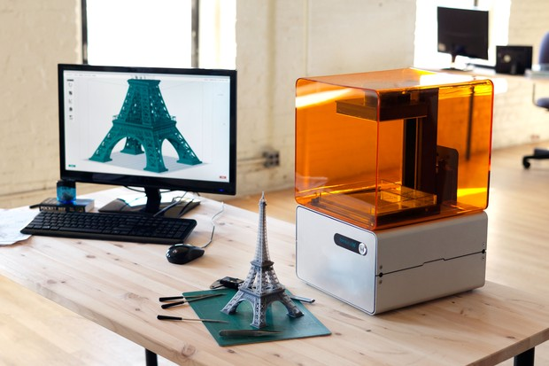 Full color 3D printer